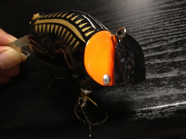 IMAKATSU ワドルバギー #389 ブラックスケルトン ブラックバギー