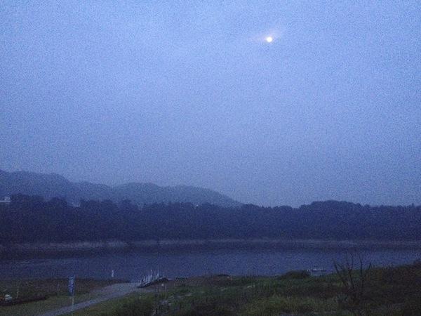 土砂降り!!!!【2013.8.23津久井湖釣行】