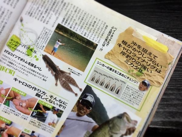 Lure magazine (ルアーマガジン) 2013年 11月号 関和学 「岸釣りロングキャストのヒミツ」