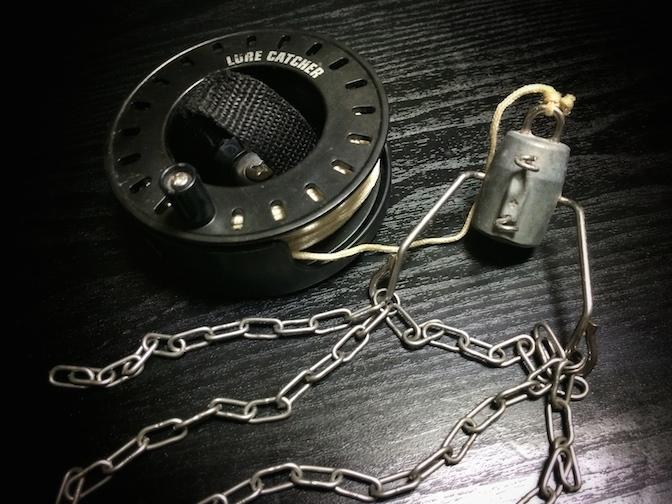 ダイワ ルアーキャッチャー(根掛かり回収機)