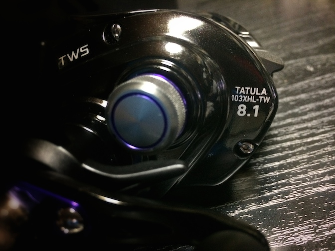 DAIWA TATULA 103XHL-TW