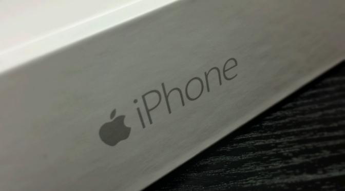 速攻!! iPhone 6へ機種変しちゃいヾ(*>∀<)ノヒャッホ-ィ