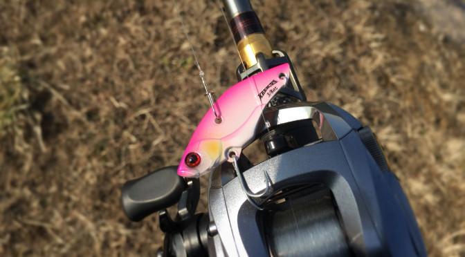2015年2月15日釣行 キーバーン3/8ozをお試し♪